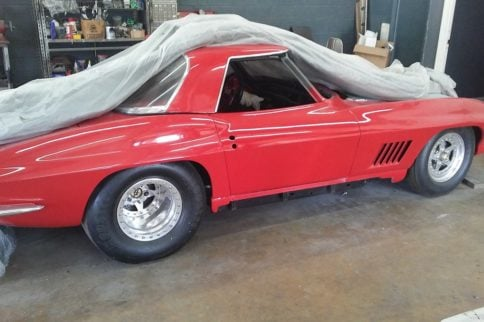 What Are You Working On? Marty Smith's Resurrected 1967 Corvette