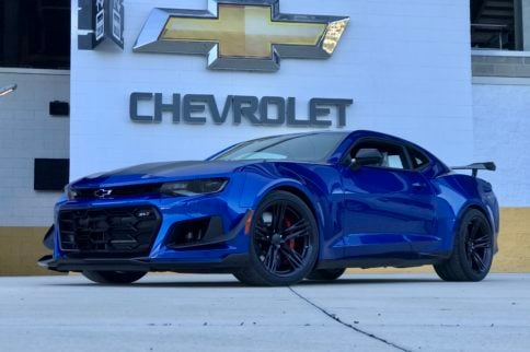 Redline Motorsports Turns Out First 1,000 HP ZL1 1LE Ever