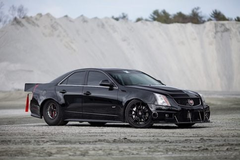 Video: Record-Breaking CTS-V Becomes Fastest Of All Time