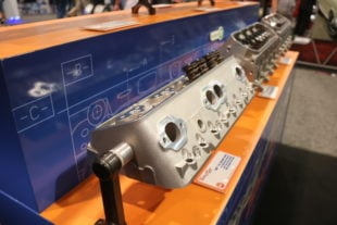 SEMA 2017: Trick Flow™ Shows Off New SBC & LA Mopar Cylinder Heads