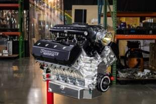 The Top End: BlownZ06's Hemi Engine Comes Together With Boost