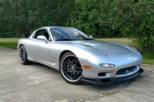 For Sale: Tire Melting, Big Cube LS Powered 1993 Mazda RX-7