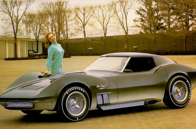 Bill Mitchell's Mako Sharks: The Most Influential Corvette Prototypes Ever Created