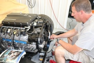 Engine Pulleys — Old-School Tradition Meets New-School Innovation