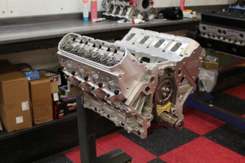 Big-Block Power In An LS Package: Golen Engine's Latest 502