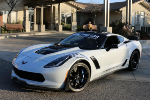 Callaway Cars offers 2018 Corvette Z06 SC757 at Corvette Funfest