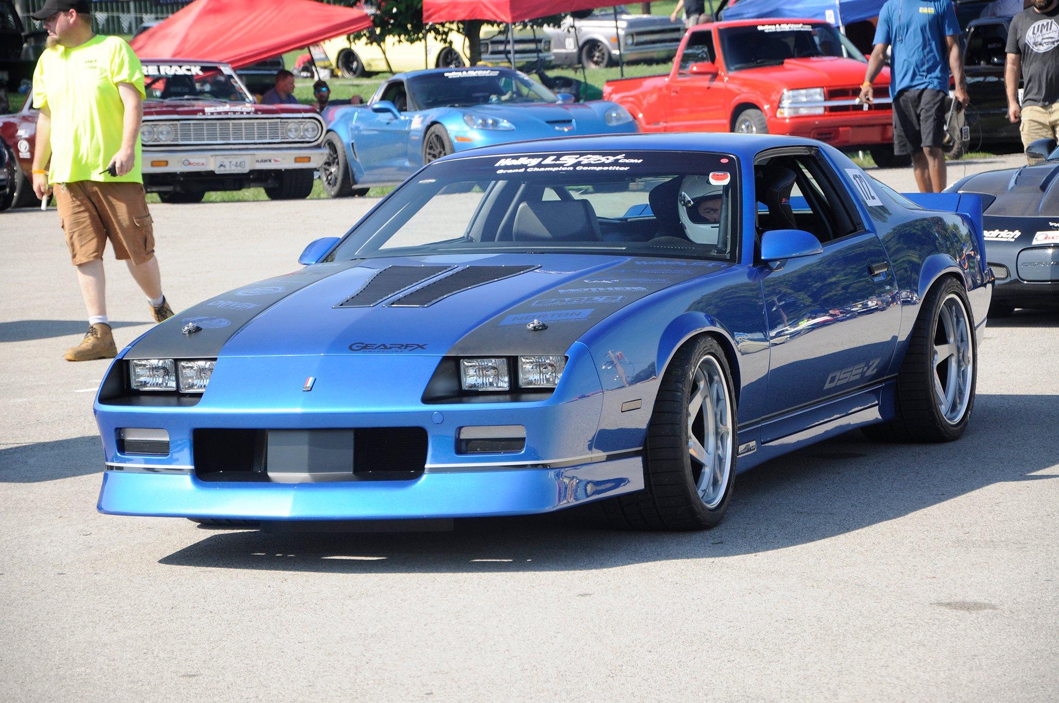 3rd Gen Mustang >> Behind the Scenes: Detroit Speed's 1987 Third-Gen DSE-Z Camaro