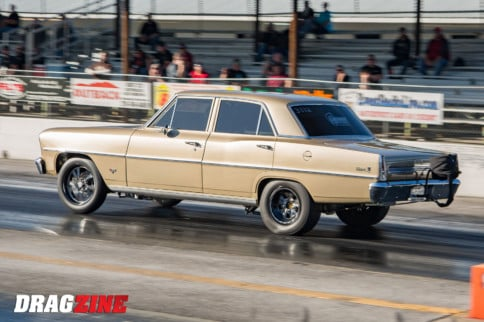 "Four Door Fun: Heath Forshee's Boosted 1966 Chevy II ""Gracie"""
