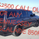 The $2,500 Call Out: All HPE800 Hennessey Escalade Owners On Notice