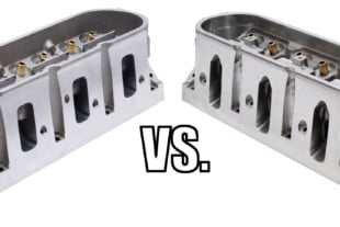 Video: LME Dyno Tests Cathedral Port Versus Rectangle Port Heads