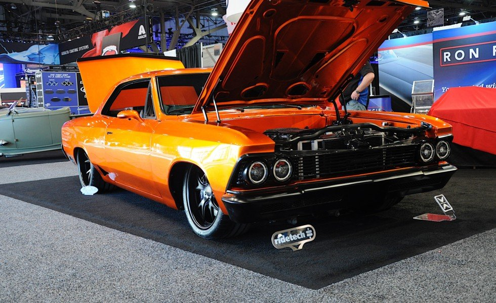 SEMA Show 2018: That's A Wrap For This Year's SEMA Show!