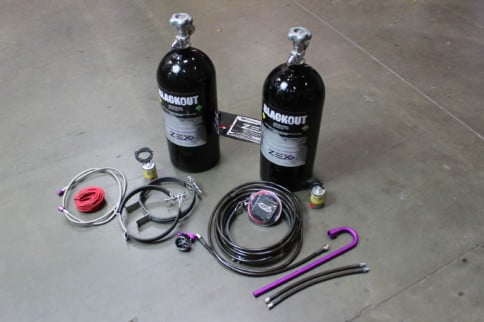 Gunning For The 11's With a Zex Perimeter Plate Nitrous Kit