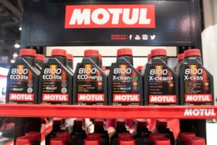 SEMA 2018: Motul Offers High-Performance DEXOS Synthetic Oils For GM