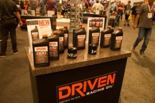 SEMA 2018: Driven To Offer The Correct LT Oil Filter Kits