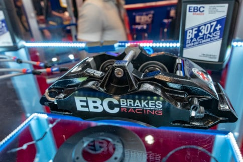 SEMA 2018: EBC's New Two-Piece Rotors, Four And Six Piston Calipers