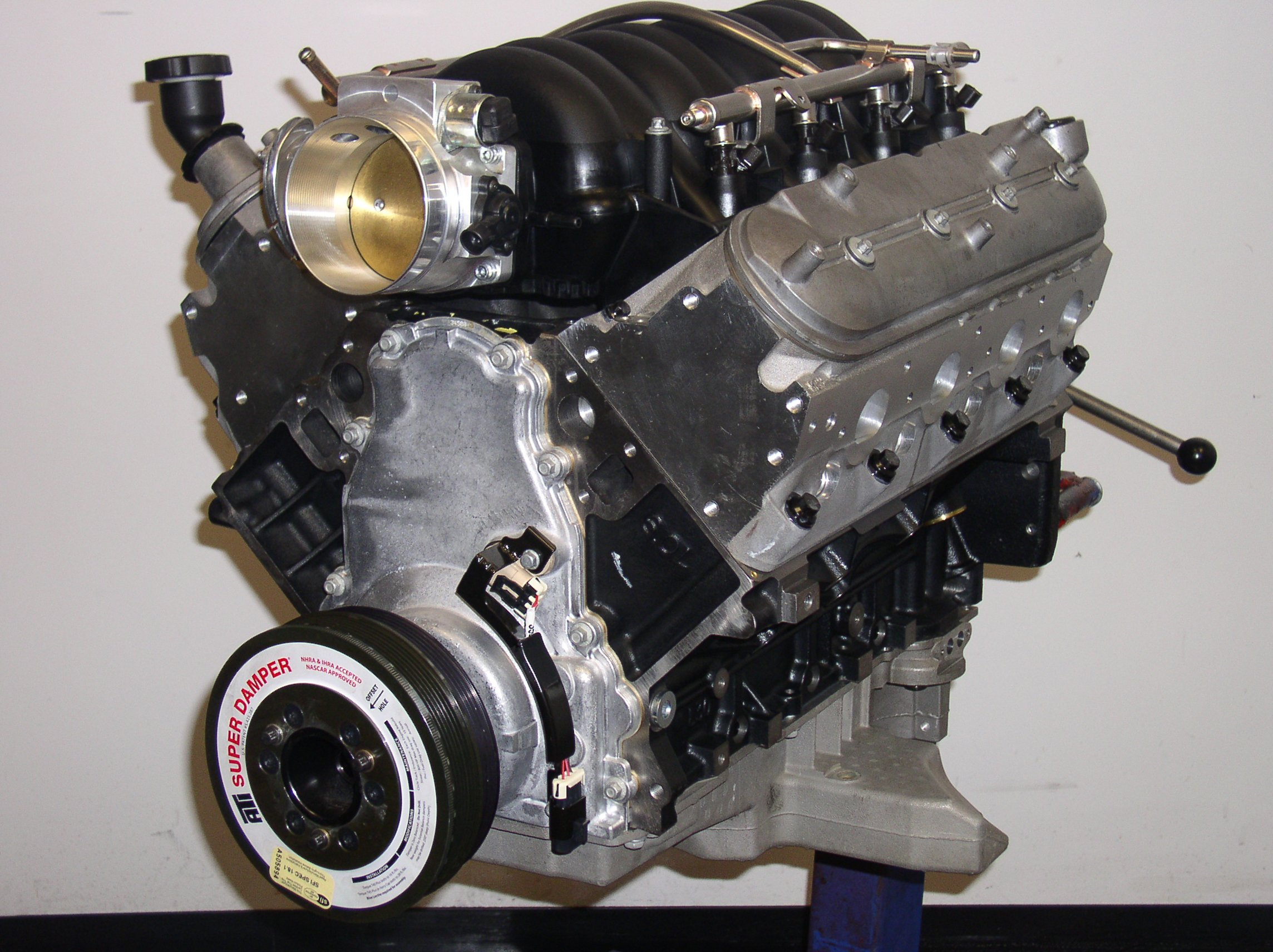Build A Salvage Yard Ls Engine For Durable Hot Rod