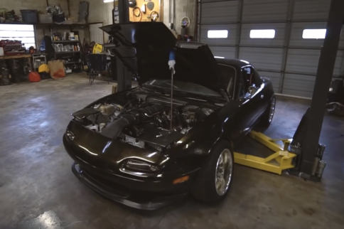 LS Swapped Mazda Miata: How Much Does It Really Cost To Do A Swap?