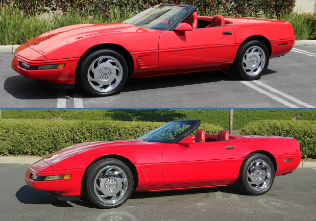 Stance Is Everything: How To Lower A C4 Corvette