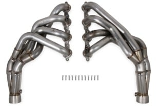 Holley Releases Hooker BlackHeart C5 Tri-Y Long Tube Headers