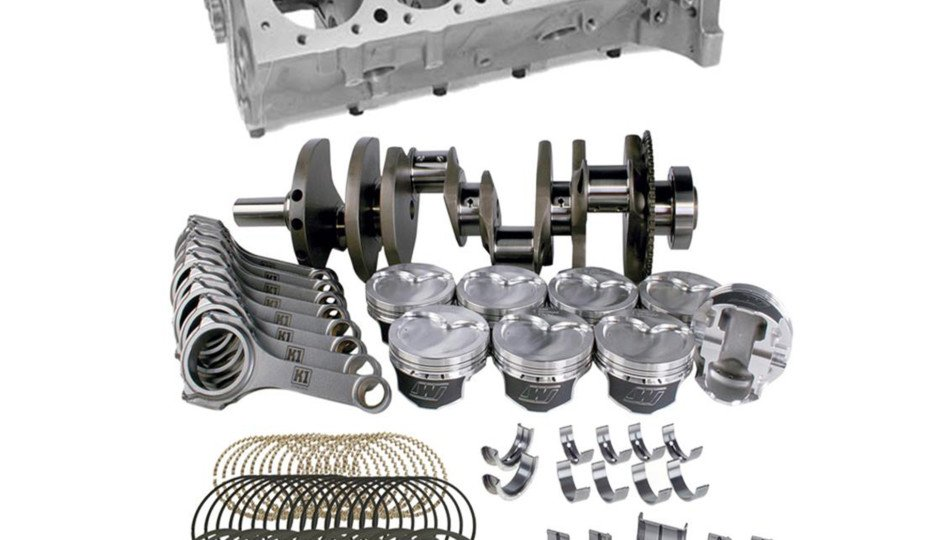 Ready-To-Assemble Short-Block Kits From Summit Racing