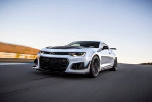 2019 Chevy Camaro ZL1 1LE Adds 10-speed Automatic Transmission