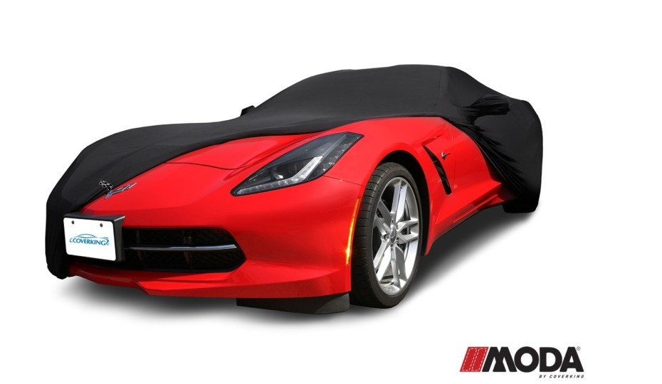 Coverking Releases MODA Car Covers For Corvettes And Camaros