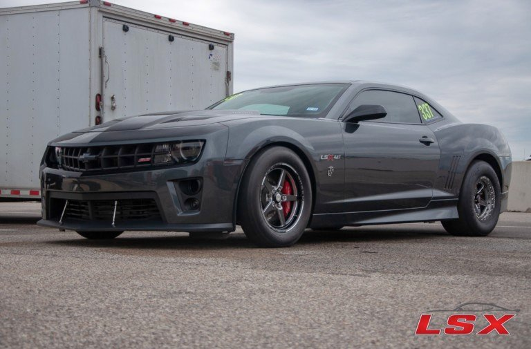 To Dye For: 2010 Twin-Turbo Nitrous-Injected LSX Camaro SS