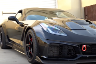 Blast Off: Advanced Modern Performance's C7 ZR5 Goes Mid-8's