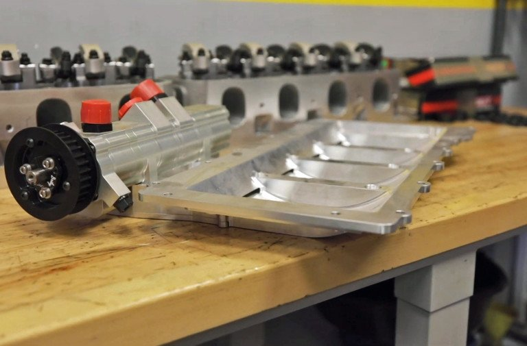 EFI University Finds Out How Much Power A Dry-Sump System Is Worth