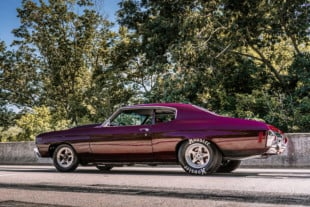 Chevelle From Hell: Mike Smith's LS Turbo-Powered Chevelle