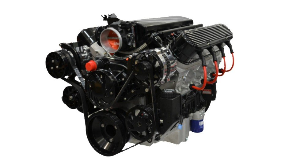 Ohio Speed Shops Introduces Their LS 408 Engine Package