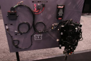 SEMA 2019: LS Swaps Made Easy With Edelbrock Pro-Flo Harness System