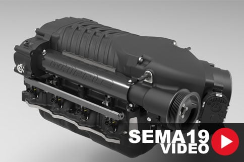 SEMA 2019: Whipple Talks SEMA Builds And Gen 4 Superchargers
