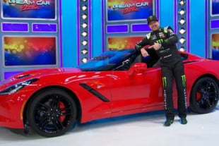 C7 Corvette Featured On The Price Is Right's Dream Car Week