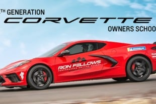 Ron Fellows Performance Driving School Now Available To C8 Owners