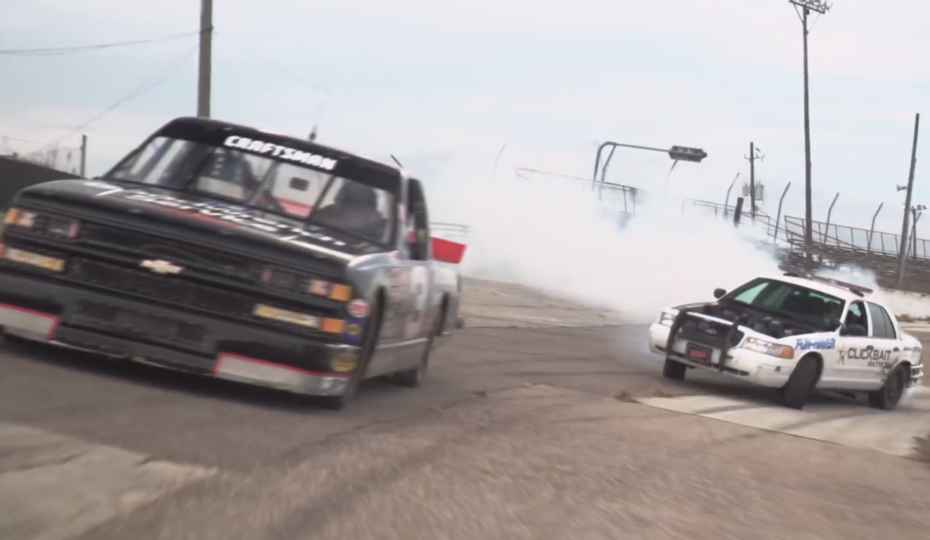 Welcome To The Freedom Factory: Cleetus McFarland's Racetrack