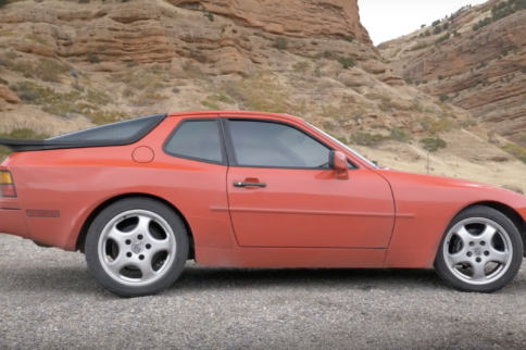 EverydayDriver Takes An LS3-Swapped Porsche 944 For A Spin
