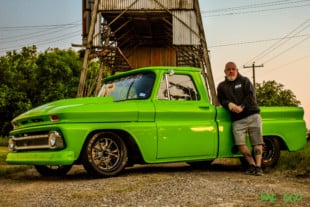 Gaptized: Chip Cox's Bold 2,000 HP Twin-Turbo LS C10 Pickup