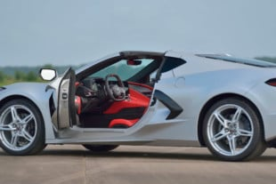 Bidding Is Open For This 2020 Corvette At Mecum
