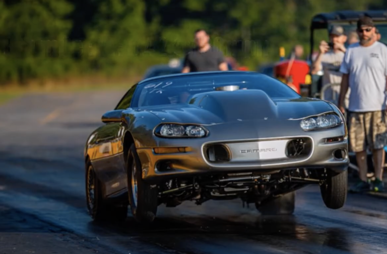The World's Fastest H-Pattern Nitrous LS-Powered Car