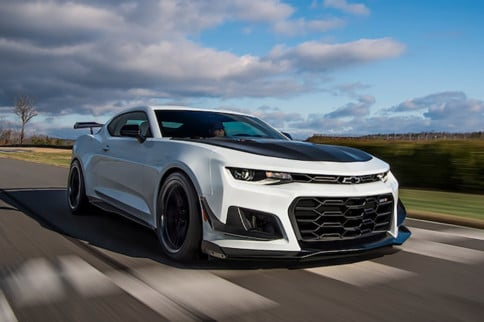 Camaro Sales Continue To Fall For The Second Quarter Of 2020