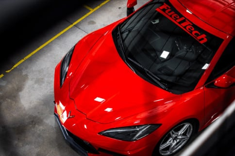 FuelTech Tunes Twin-Turbo C8 Corvette With 750 Horsepower