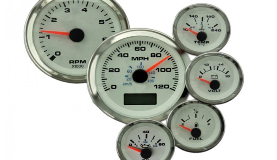 SEMA 2020: Classic Dash Releases New Elite Series Gauge Kits