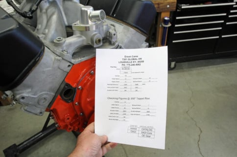 Back To Basics: Understanding A Cam Card With Erson Cams