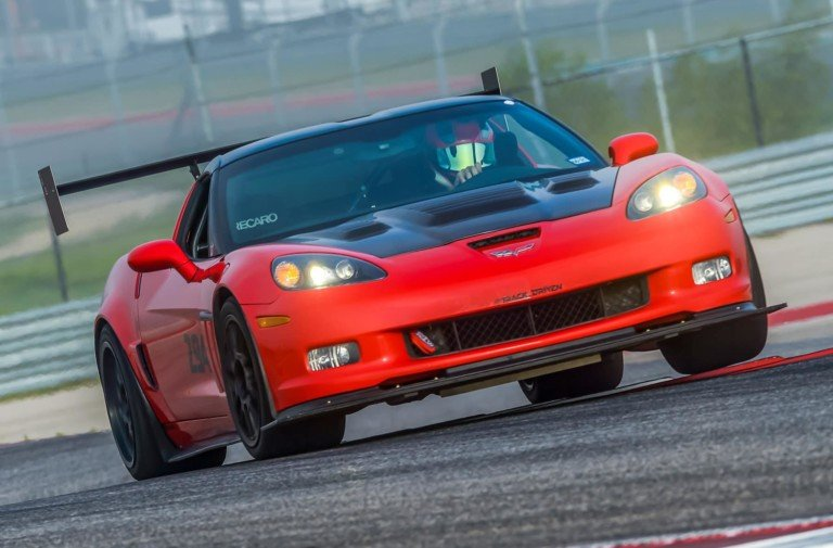 This 525-HP C6 Grand Sport Is An Exceptionally Fast Track Toy