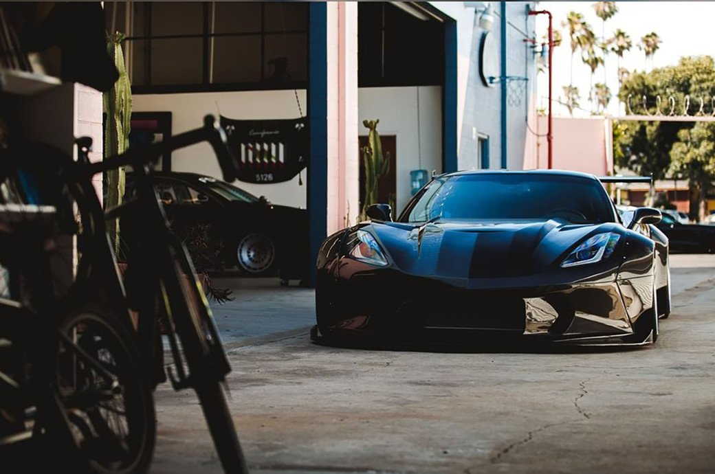 This One-Off, Carbon Fiber, Custom Widebody ZR1 Is A Track Wonder