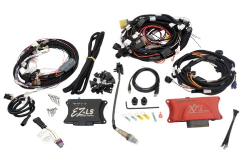 Get Control: FAST XFI Sportsman Fuel Injection Kit For LS Engines