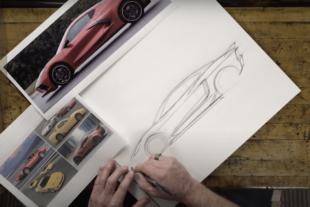 Overhaulin' The C8: Chip Foose Renders Chevrolet's Latest Corvette