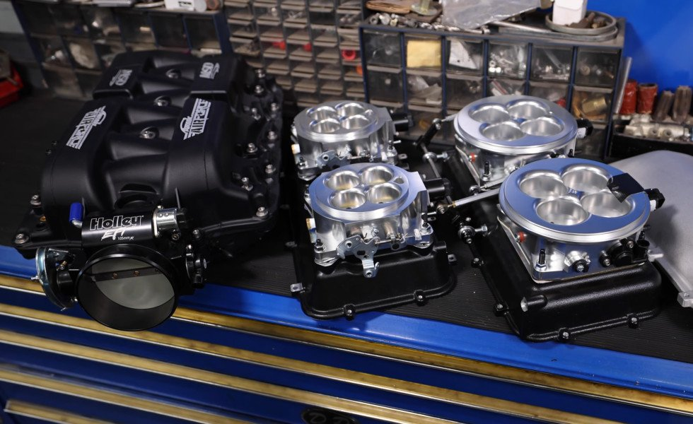 Testing Four Of The Most Popular LS Intake Manifolds On The Dyno
