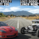 This Vs. That: 1927 Twin-Turbo Dodge Truck Takes On Boosted Z06